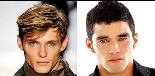 hair styles for oblong mens face shapes men s hair style for your face shapes with a perfect photo