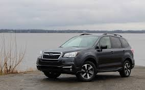 black subaru 2017 2017 subaru forester black sheep the car guide