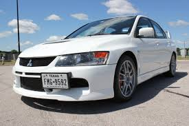 lancer mitsubishi white fs south 2006 mitsubishi lancer evolution 9 gsr wicked white