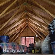 making garage building plans family handyman