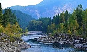 Montana rivers images Whitefish montana lakes rivers waterfalls alltrips jpg