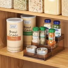 Narrow Spice Cabinet Kitchen Wonderful Counter Spice Storage Side Cabinet Spice Rack