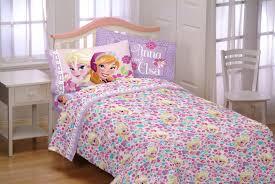 Frozen Bed Set Frozen Sheet Set