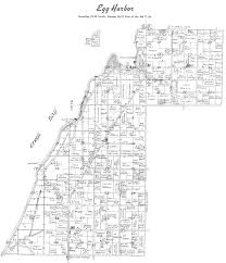 Door County Wisconsin Map by Wisconsin Maps Wisconsin Digital Map Library Table Of Contents