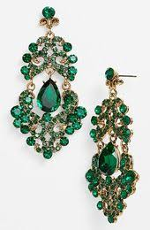 green earrings the 25 best emerald green earrings ideas on green