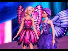 barbie mariposa butterfly fairy friends babrie