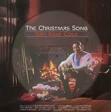 nat king cole christmas album nat king cole the christmas song 180g lp picture disc elusive disc