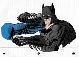 batman vs superman sketch colored in by swartwork on deviantart