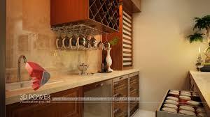 Kitchen Interiors Design 3d Living Kitchen Interior Interior Design 3d Rendering 3d Power