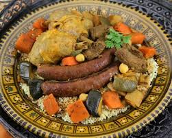 cuisiner un couscous recette couscous royal