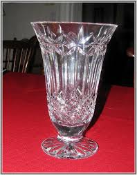 Antique Lead Crystal Vase Antique Lead Crystal Vase Home Design Ideas