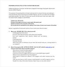 simple letter of intent templates 18 free sample example