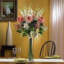 silk peony flower arrangement free shipping today overstock