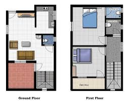 Breathtaking Individual Duplex House Plans Ideas Best Idea Home 1 Bhk Duplex House Plans