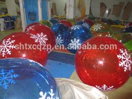 Discount Christmas Decorations Bulk by Inflatable Christmas Ornaments Ball Christmas Inflatable Ball
