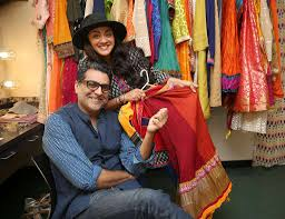 monsoon wedding on the town with monsoon wedding designer arjun bhasin san