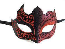black venetian mask mens black venetian mask ebay
