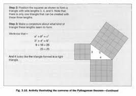 8 3 1pythagorean theorem scimathmn