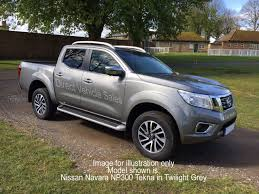nissan navara 2008 interior new nissan navara in ripon north yorkshire direct vehicle sales