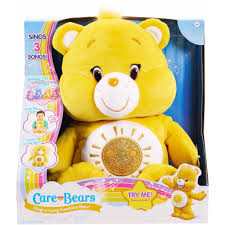 Singing Stuffed Animals Care Sing A Bears Funshine Walmart