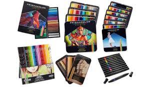 prismacolor pencils prismacolor premier colored pencils pastels or markers set