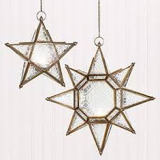 star decor for home star hanging lantern candleholders lighting home decor world