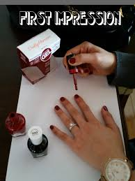 sally hansen miracle gel nails first impression godmothers