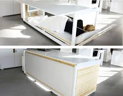 Office Desk Bed You Can Sleep At Work With This Desk That Turns Into A Bed 96fm