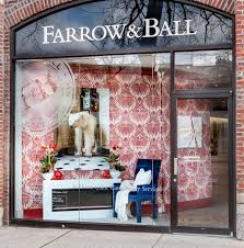 farrow u0026 ball partners with interior designers to create window