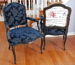 French Provincial Armchair A Set Of French Provincial Armchairs
