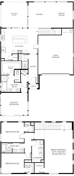 pardee homes floor plans plan 4 pardee homes