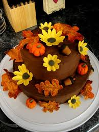 46 best thanksgiving cakes fare images on