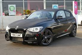 black bmw 1 series used bmw 1 series for sale bmw finance the car