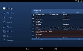 tv guide android apps on play - Tv Guide For Android