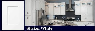JMark Kitchen Cabinetry Shaker White Kitchen Cabinets - Shaker white kitchen cabinets