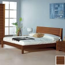 Teak Bedroom Furniture Characteristics Teak Platform Bed Bedroom Ideas