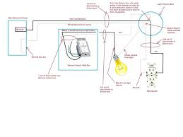 wiring diagram wiring diagram way lighting circuit light switch