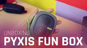 pyxis fun box unboxing php1 490 youtube