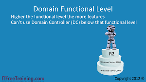 domain functional levels