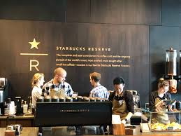 the starbucks reserve store opens in seattle