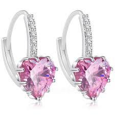 fashion earrings fashional alloy zircon with zircon fashion earrings