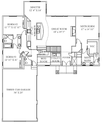 split bedroom floor plan our brooklyn home design is a perfectly designed 2 235 sq ft split