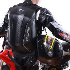 carbon fiber motocross helmets usd 8 42 cucyma seema motorcycle carbon fiber hard shell backpack