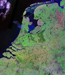 Map Of Holland Netherlands Map And Satellite Image