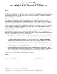 process leader cover letter
