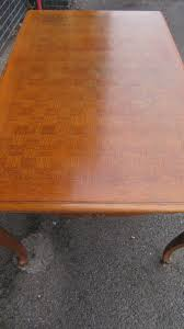 vintage french dining table vintage french oak draw leaf dining table antiques atlas