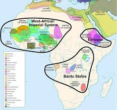 africa map states colonisation of africa africa maps and borders colonisation map