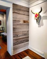 Barn Wood For Sale Ontario Elevator Feature Wall Grey Barn Board Was Used To Dress Up A