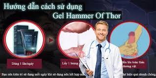 cách sử dụng hammer of thor dạng viên dạng uống dạng gel