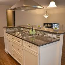 two level kitchen island designs two level countertop design ideas pictures remodel and decor
